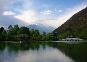 Black Dragon Lake, China