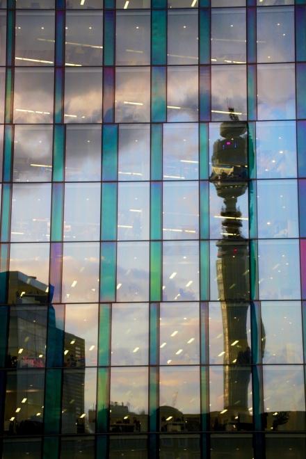 BT Tower, Bloomsbury
