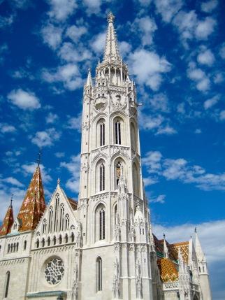 St Matthias Church, Budapest